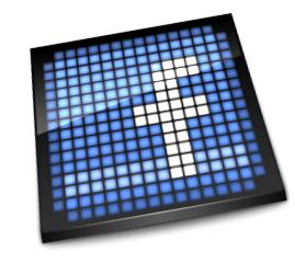 Facebook-tiled