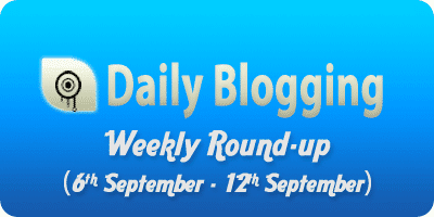DailyBlogging-weekly-september-2nd-week