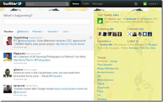 new-twitter-design