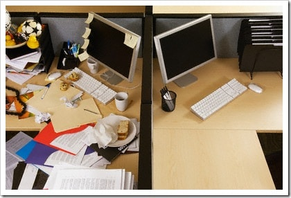 8 steps to an organized desk - Organize your office desk ...
