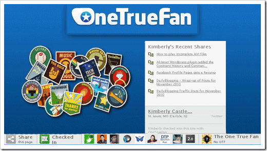 onetruefan_website_checkin