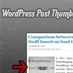 WordPress Thumbnails in Post Excerpts