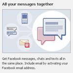 Facebook Messaging System