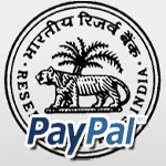PayPal India RBI