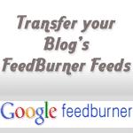Transfer FeedBurner Feeds