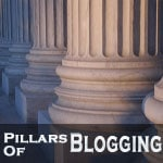 Blogging Pillars