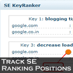 Track SE Ranking Positions