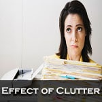 Clutter Affects Concentration