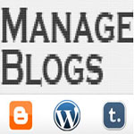 Manage Blogs