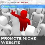 Promote Niche Website