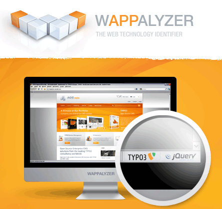 Wappalyzer-Detect-CMS-Scripts