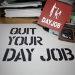 Blog and Quit your job