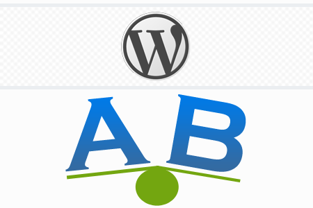 A/B Testing WordPress