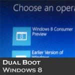Dual Boot Windows 8