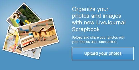 Livejournal Scrapbook