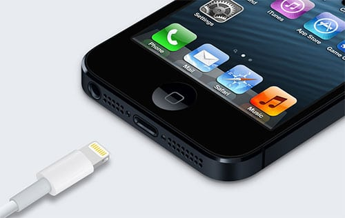 iPhone 5 Lightning Connector USB